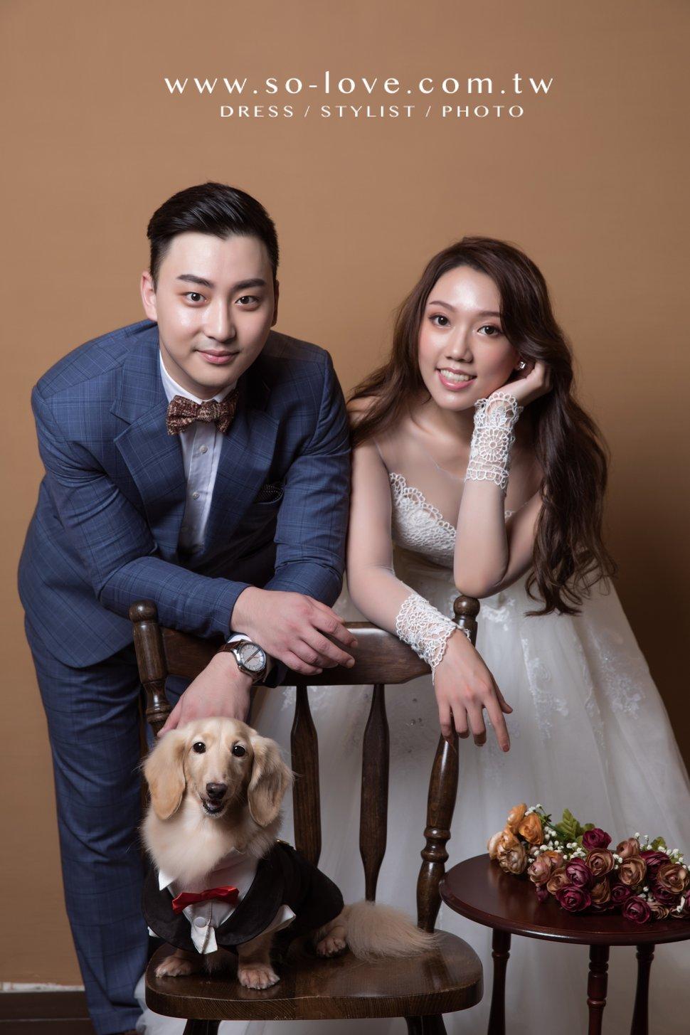 Y RYAN4011 - So.Love Wedding 樂樂蕾絲《結婚吧》