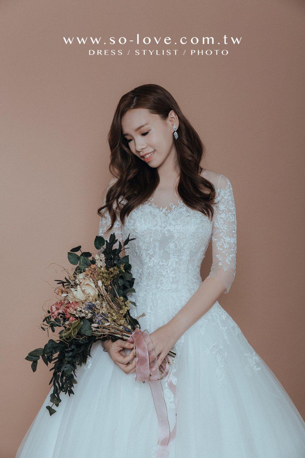 YCG2B6540 - So.Love Wedding 樂樂蕾絲《結婚吧》
