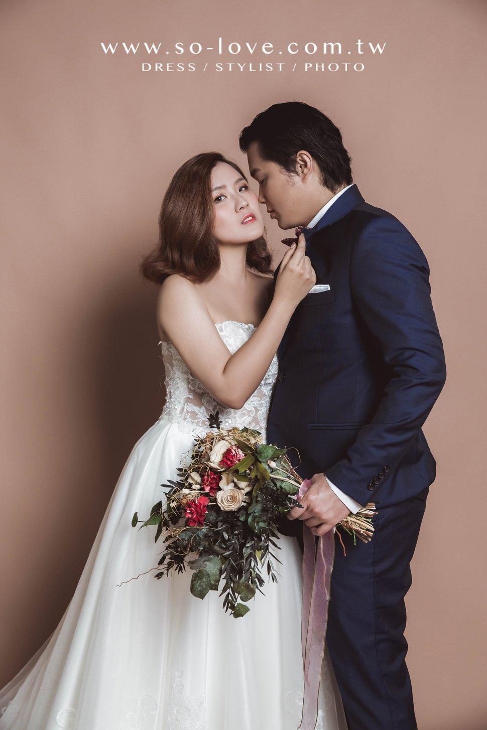 YCG2B8171 - So.Love Wedding 樂樂蕾絲《結婚吧》