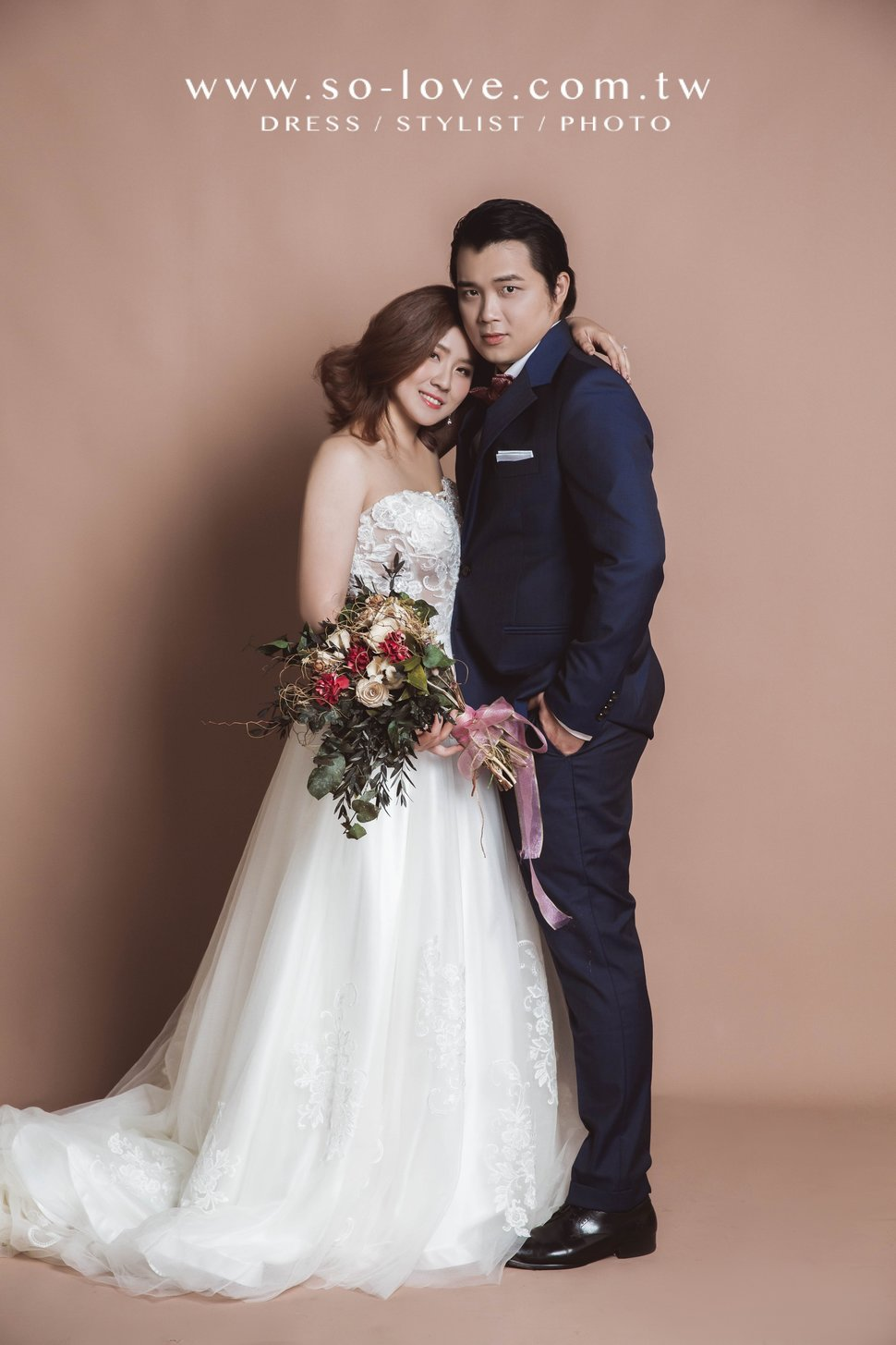 YCG2B8228 - So.Love Wedding 樂樂蕾絲《結婚吧》