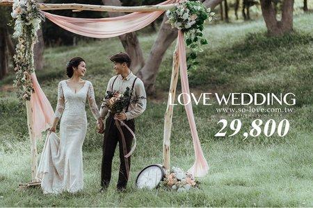 LOVE 婚紗攝影