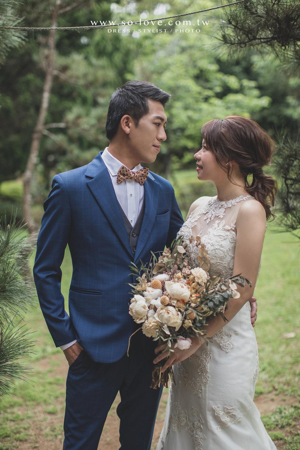 RYAN8063 - So.Love Wedding 樂樂蕾絲《結婚吧》