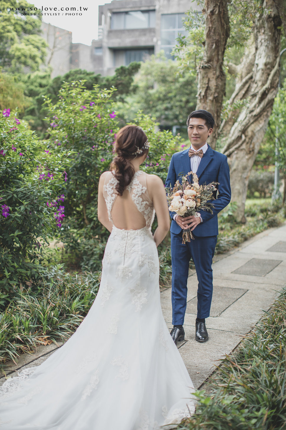 RYAN8090 - So.Love Wedding 樂樂蕾絲《結婚吧》