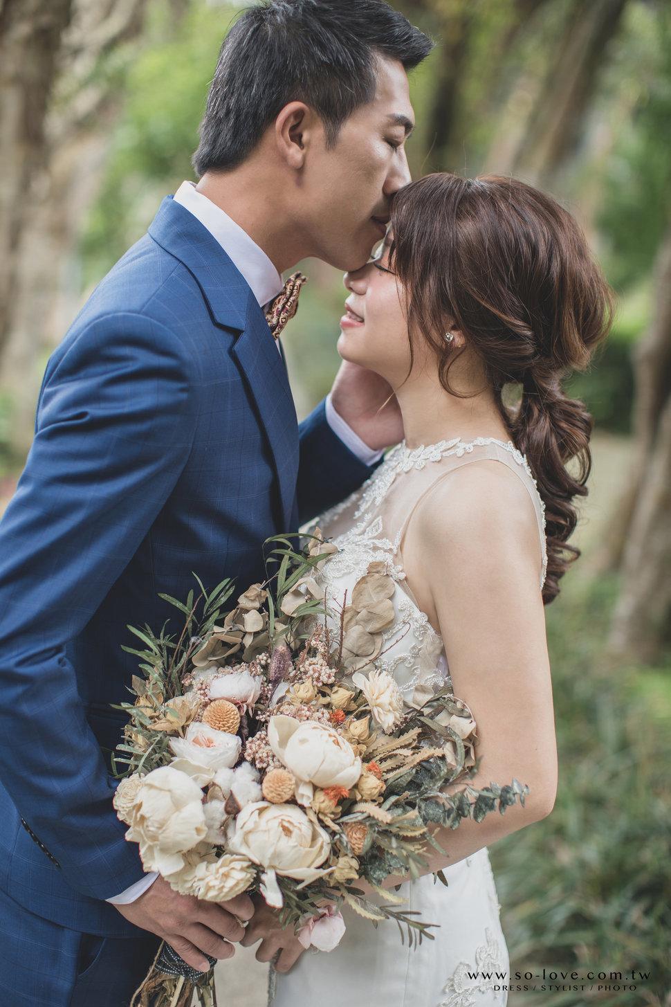 RYAN8101 - So.Love Wedding 樂樂蕾絲《結婚吧》