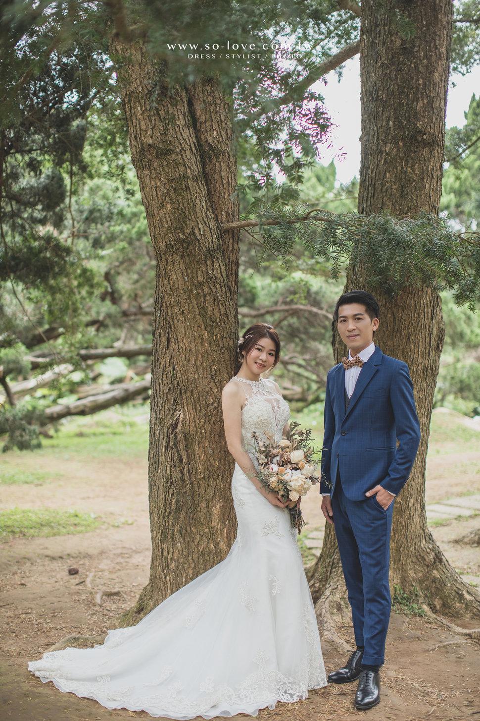 RYAN8114 - So.Love Wedding 樂樂蕾絲《結婚吧》