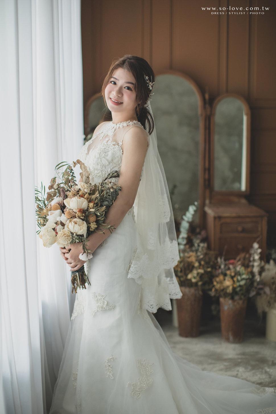 RYAN8162 - So.Love Wedding 樂樂蕾絲《結婚吧》