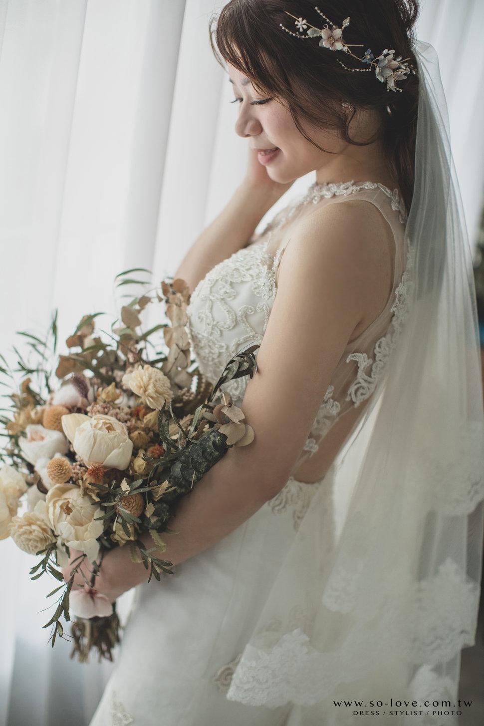 RYAN8164 - So.Love Wedding 樂樂蕾絲《結婚吧》
