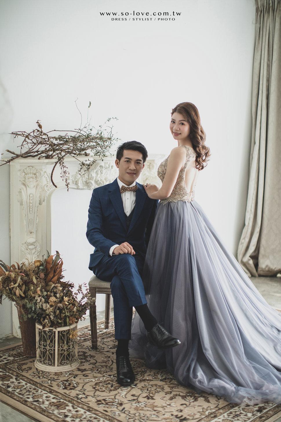RYAN8171 - So.Love Wedding 樂樂蕾絲《結婚吧》
