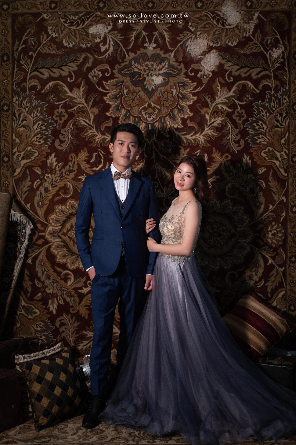 RYAN8202 - So.Love Wedding 樂樂蕾絲《結婚吧》