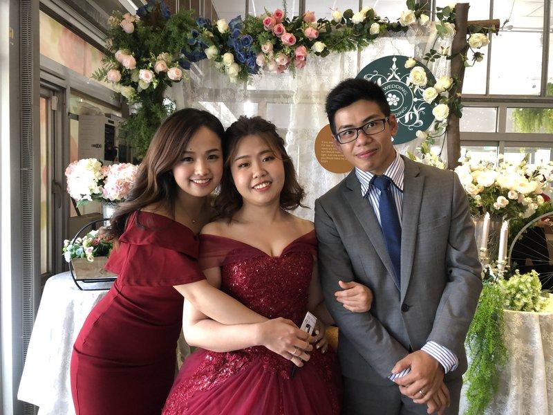 婚禮企劃及主持作品