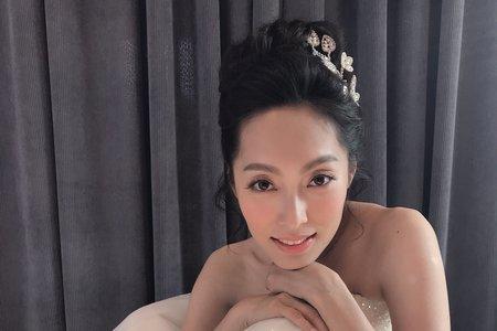 王妃高盤髮