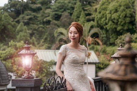 婚紗外拍 @莫內