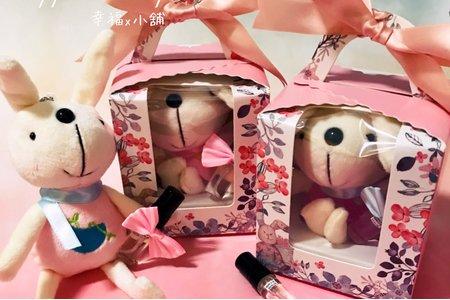 幸福兔x小香手提禮盒