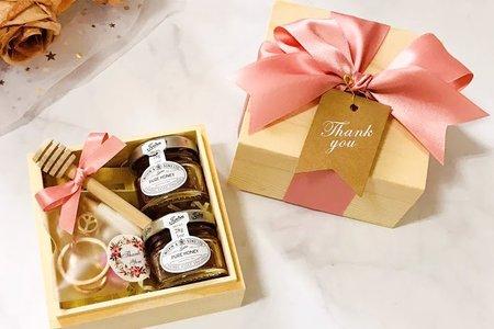 法式木質喜蜜禮盒NT:235$