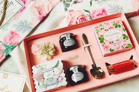 英國下午茶果醬禮盒 210-235$