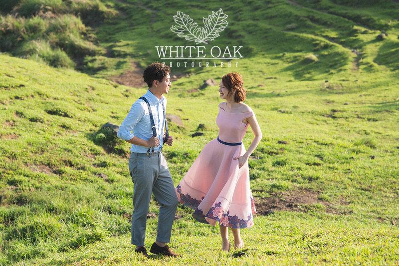 白橡樹婚禮攝影工作室