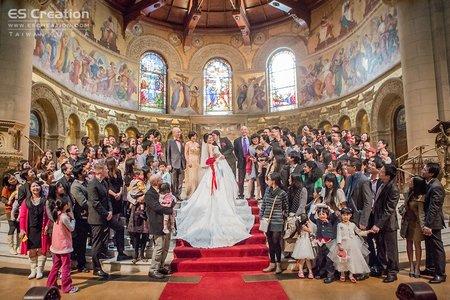 史丹佛婚禮