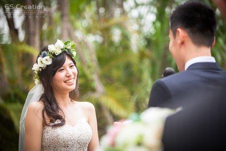 台北戶外婚禮 + 海外婚紗
