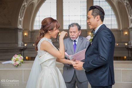 舊金山市政廳婚禮