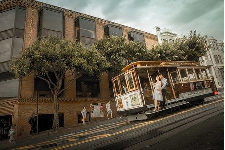 海外婚紗|舊金山