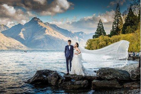 海外婚紗|紐西蘭