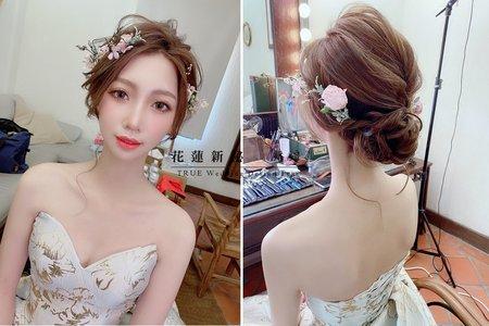 花蓮新娘秘書-婚禮造型精選2