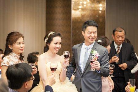 婚禮平面紀錄(晶宴會館)