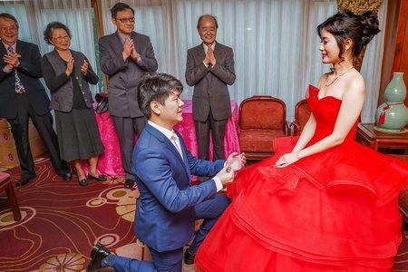 台北福華大飯店:訂婚+迎娶+宴客