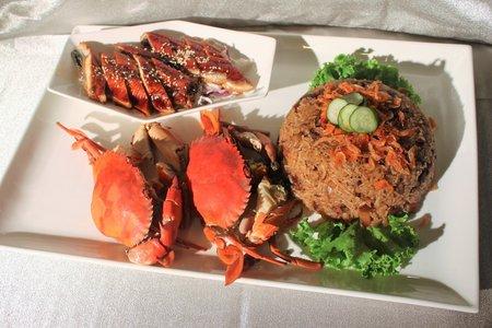 夏都城旅-婚宴菜色