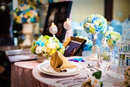 世紀之愛-西式婚宴