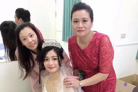 台南宣伶結婚