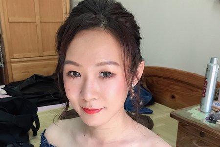 台中芝芝訂婚