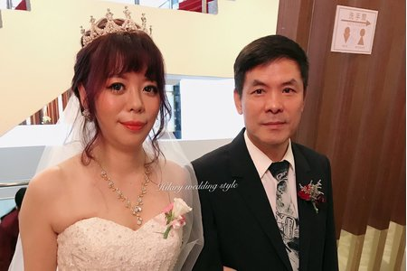 新竹筱玫結婚