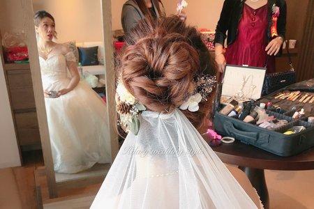 桃園芷妤結婚