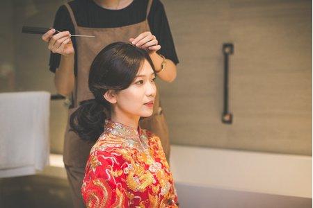 台灣婚禮造型費用