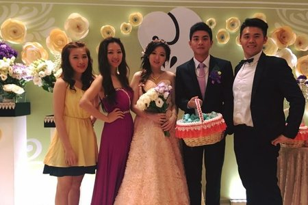 婚禮堅強陣容團隊 樂團表演