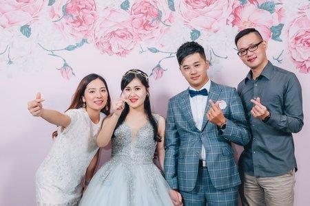 銘哲❤️凱琳 海豐餐廳結婚