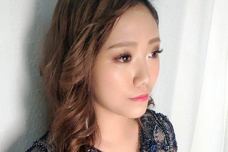 訂婚早妝+新秘現場服務