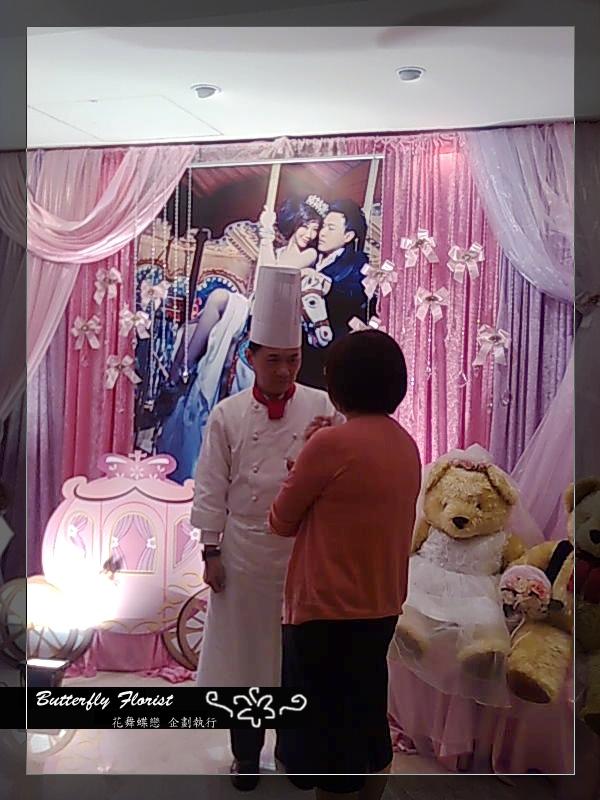 婚禮對熊租借佈置-求婚 結婚 婚紗道具作品