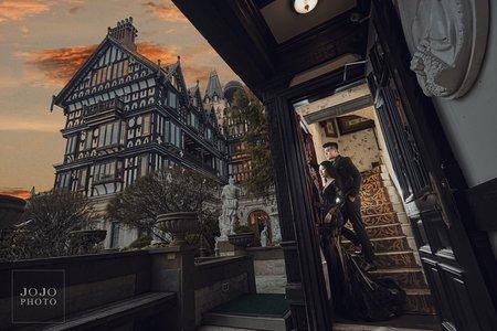 【體驗浪漫仙境+歐風古堡】老英格蘭+合歡山夢幻旅程