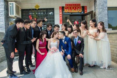 │婚禮攝影│ 雲林 20181007