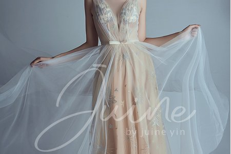 【禮服款式】Juine婚紗品牌-禮服