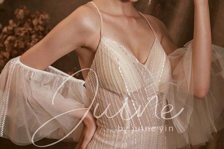 【禮服款式】Juine婚紗品牌-2019新款