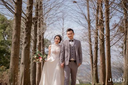 2019 JOJO婚紗小編精選|婚紗攝影|客照分享