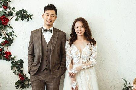 韓系婚紗 輕婚紗 經典浪漫