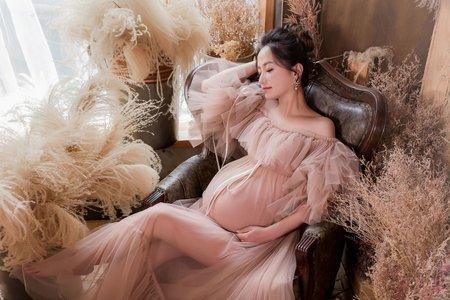 孕婦寫真 女性一生當中最微妙的幸福時刻