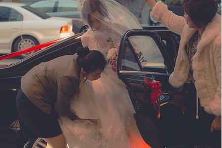 【A方案】婚禮主持&完整企劃