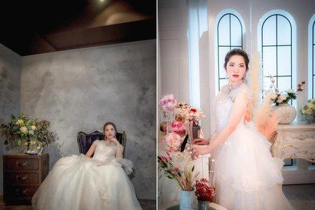 單人婚紗寫真