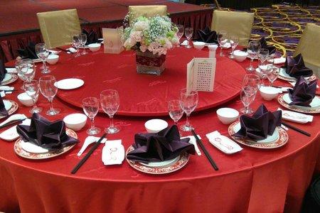 婚宴菜單(請依當季時令菜單為主)