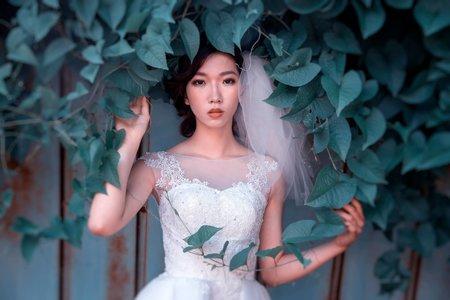 俏麗甜美婚紗